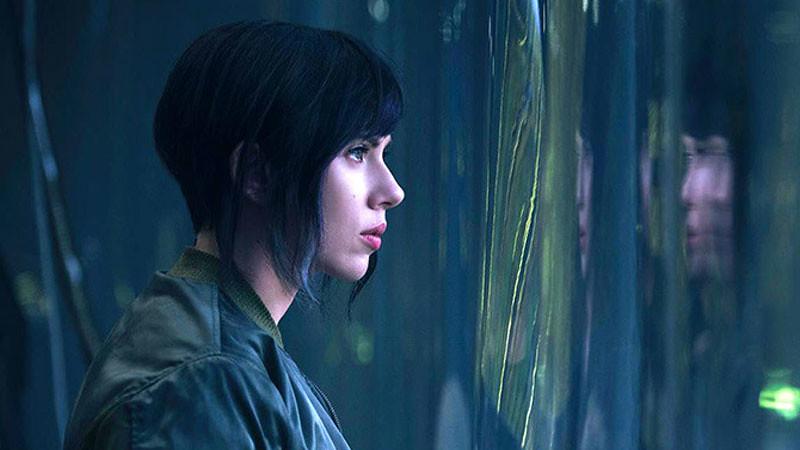 160415(2) - 史嘉蕾·喬韓森「草薙素子」第一張劇照公開、2017年好萊塢真人電影《攻殼機動隊》決戰笑臉男!