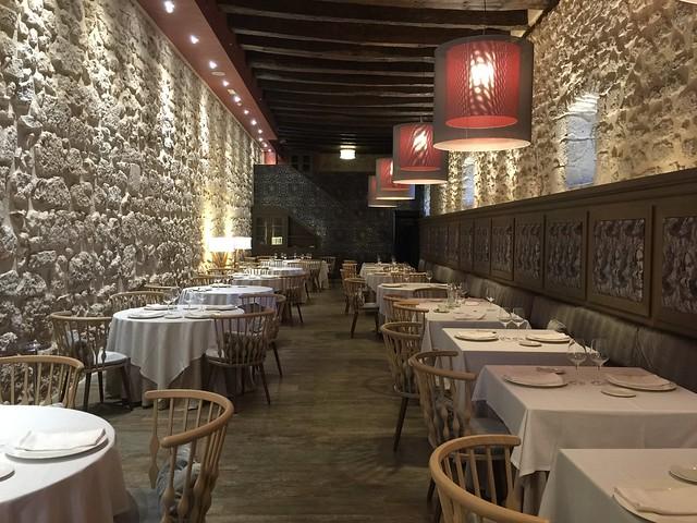 Restaurante El Compás (Monasterio de Valbuena, Valladolid)