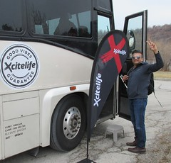 Xcitelife Mystery Xperience bus trip - 30 Jan 2016