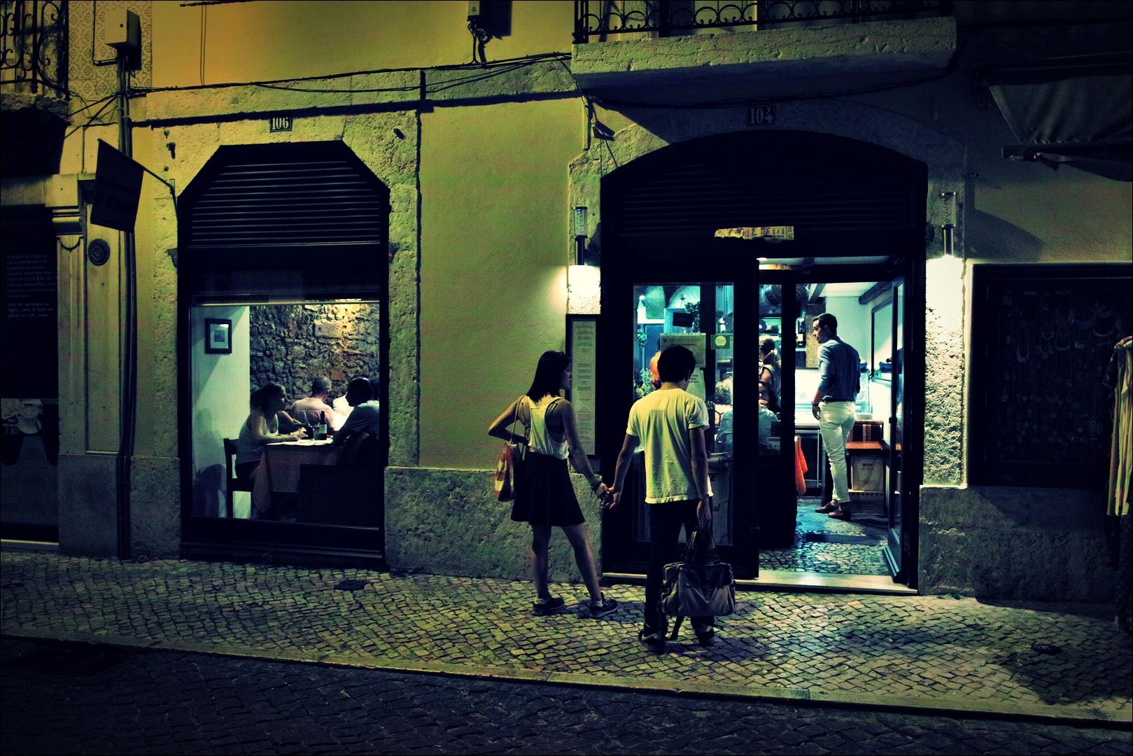 기웃기웃-'리스본 오 치아두 레스토랑 Restaurant O Chiado Lisbon'