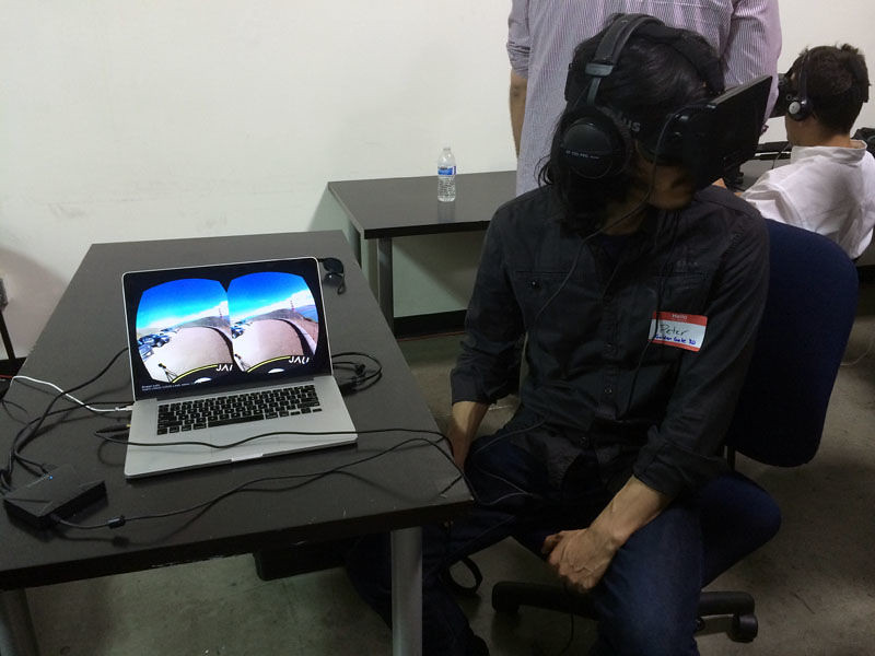 Oculus Rift on how to change the virtual reality developer?