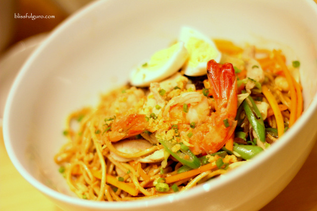 Mian Marriott Grand Ballroom Pansit Canton