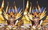 [Imagens] Máscara da Morte de Câncer Soul of Gold  24244624843_60ddf813da_t