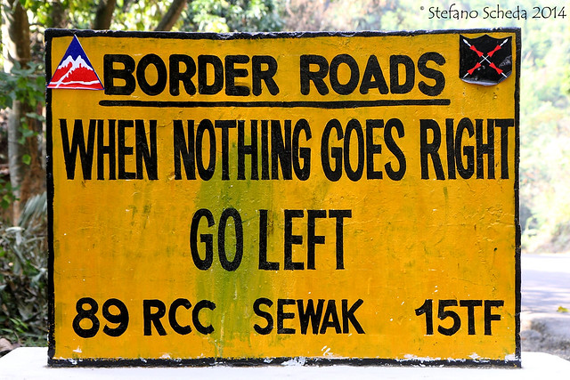 Border Roads Organisation (BRO) - Nagaland, India