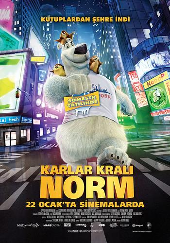 Karlar Kralı Norm - Norm of the North (2016)