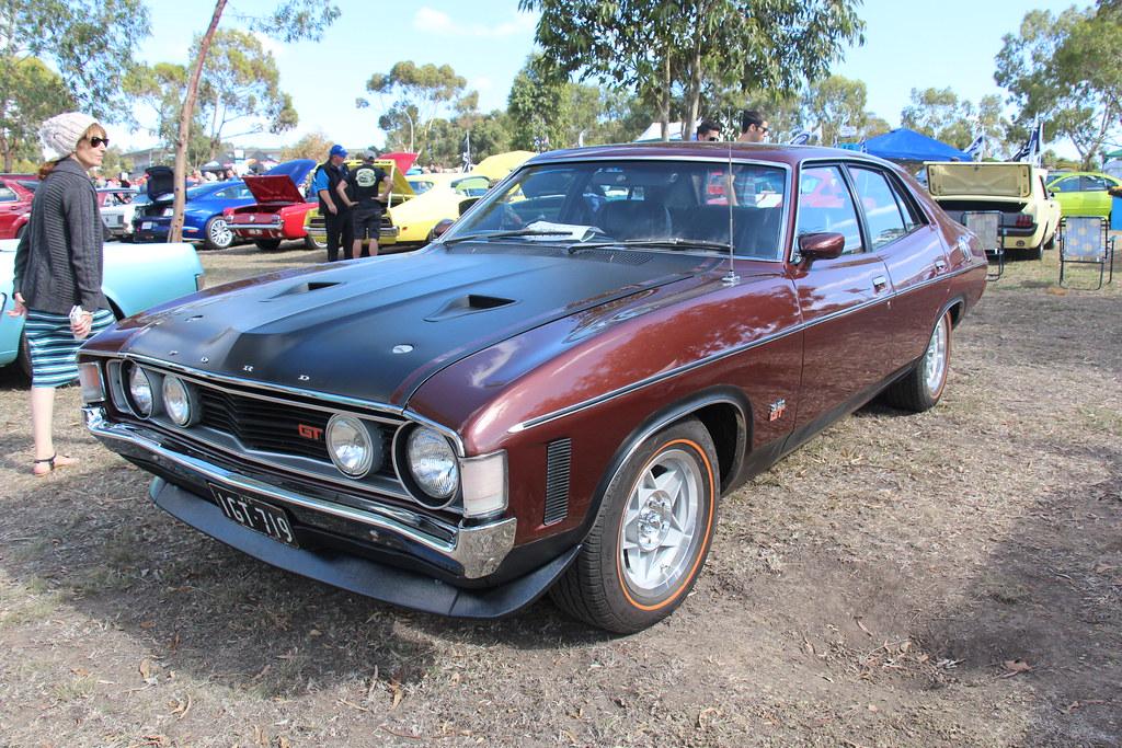 Ford Body Parts >> 1972 Ford XA Falcon GT Sedan | Walnut Glow. The XA Falcon ...