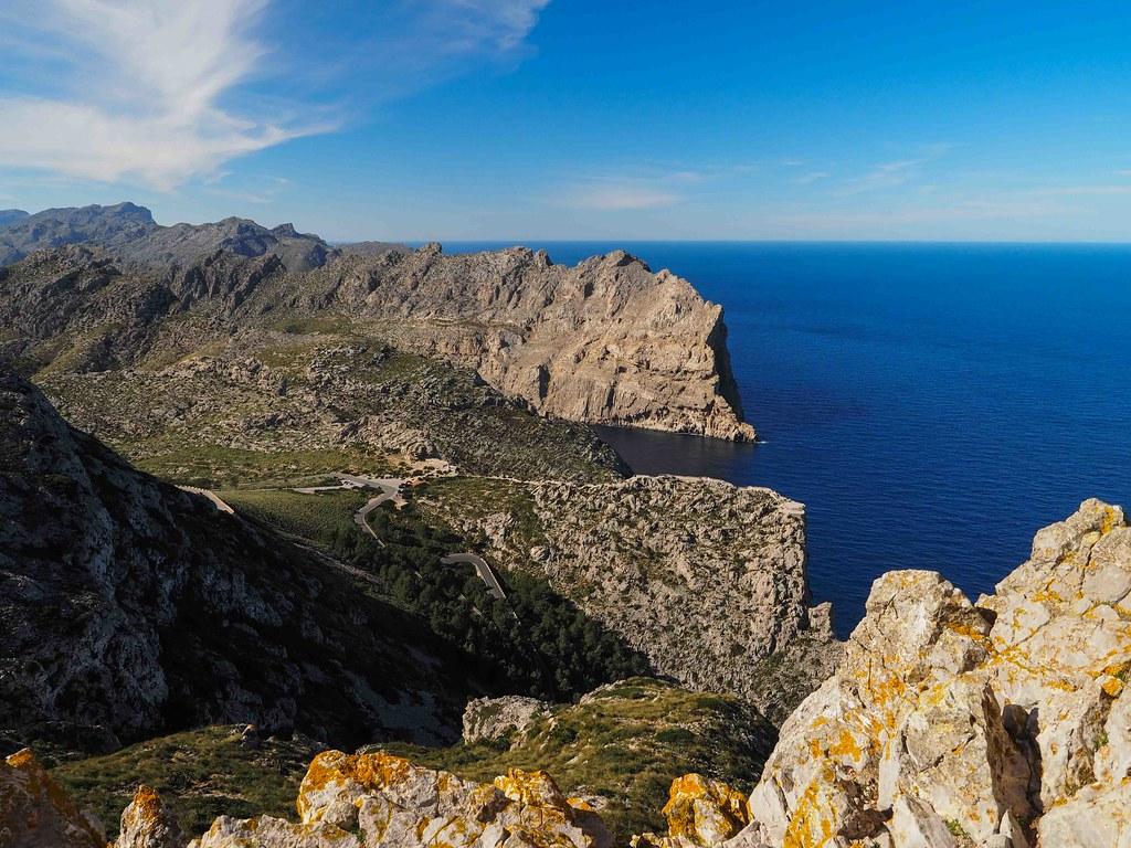 Blick vom Talaia D'albercutx II