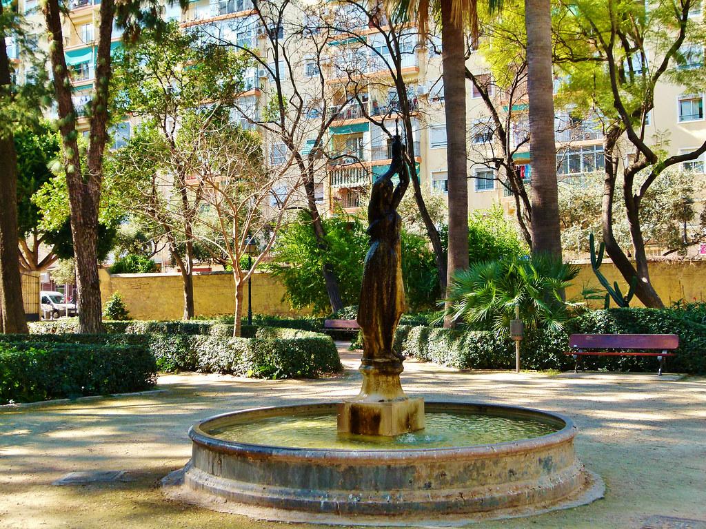 Jard n y palacete de ayora valencia palacio de ayora for Jardin de ayora