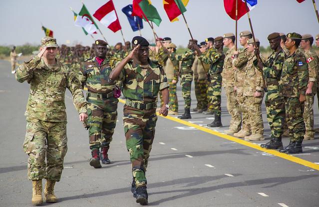 Flintlock 2016 kicks off in Senegal