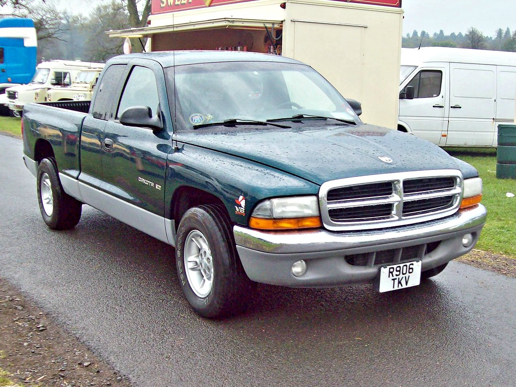 F B B on 1997 Dodge Dakota Door Panels