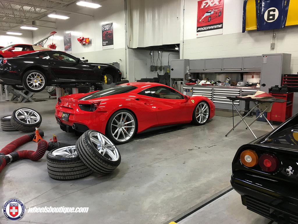 Ferrari 488 On Hre P104 Wheels Boutique Flickr