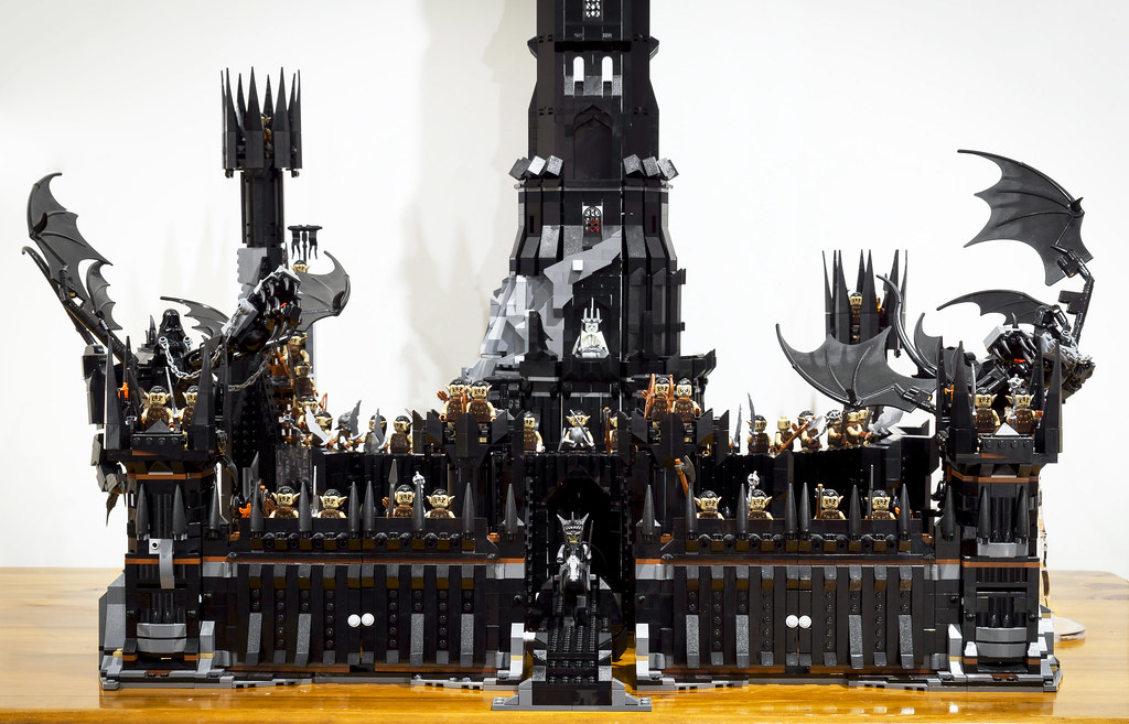 Lego Lord Of The Rings Mithril Locks