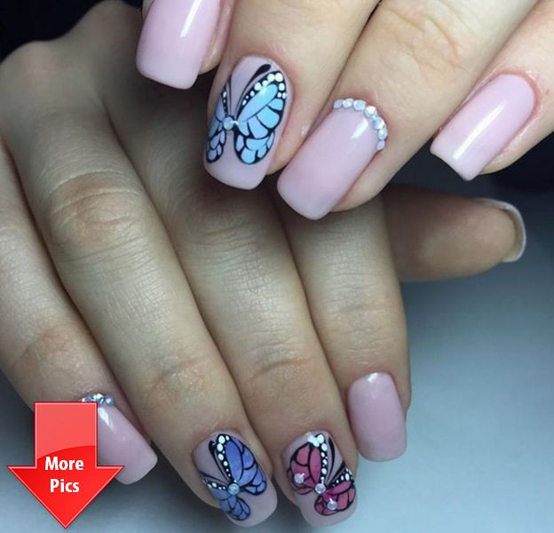 Nail Art Ideas Easy At Home