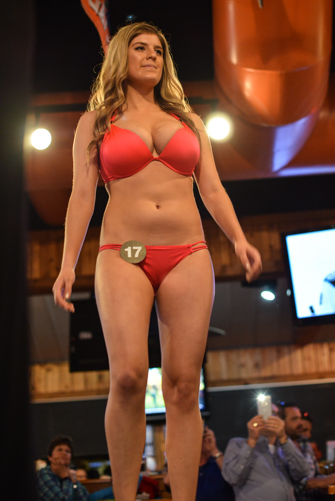 Hooters bikini contest lakeland