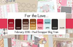 PS February Blog Train