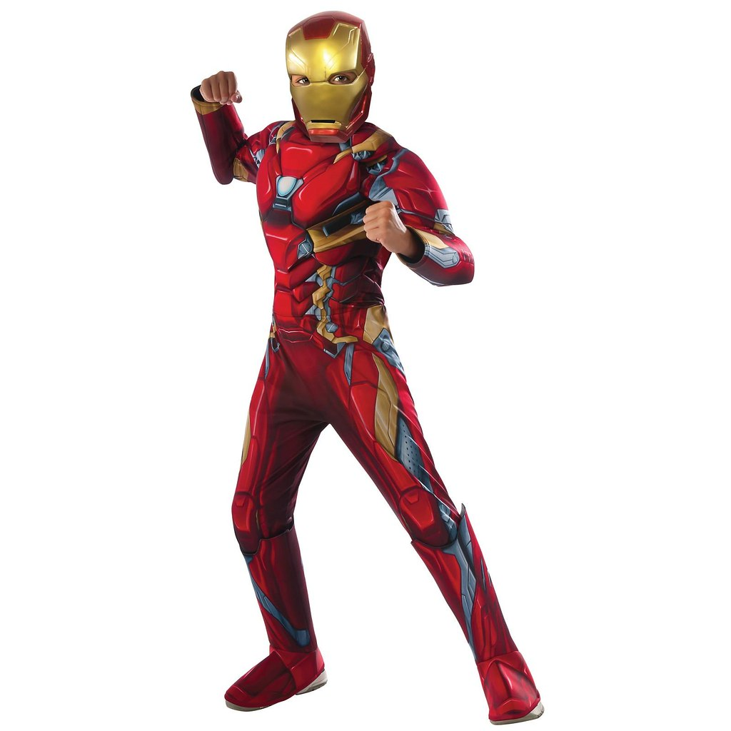 Suit Up For CAPTAIN AMERICA: CIVIL WAR With Halloween Costumes And ...