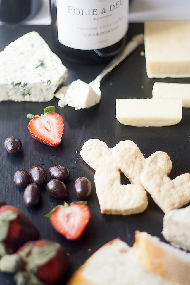 valentines day cheese board #cheesechallenge