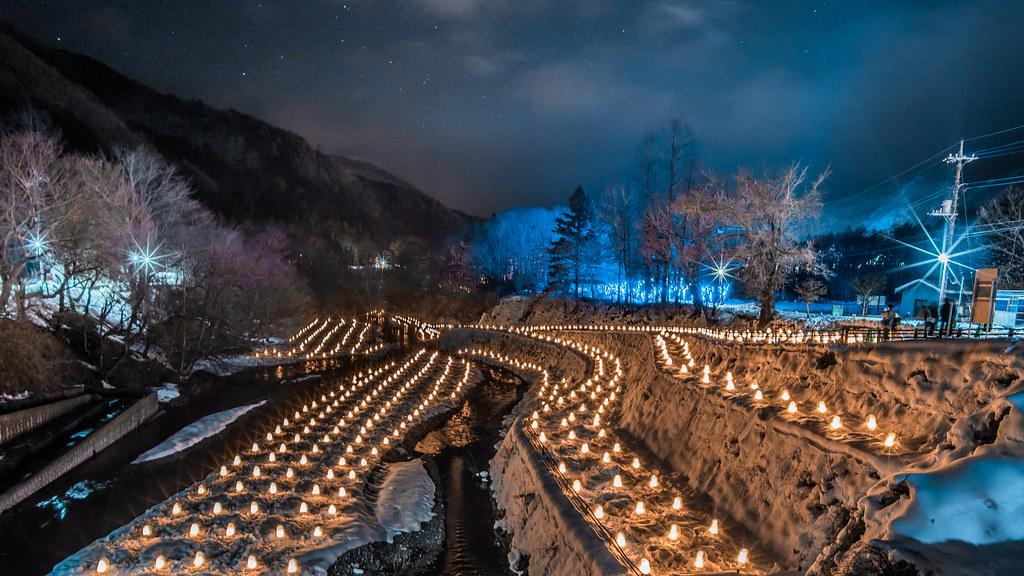 湯西川温泉 かまくら祭 Yunishigawa Onsen Kamakura Snow Festival 湯西川溫 S R G Msucoo93 Flickr