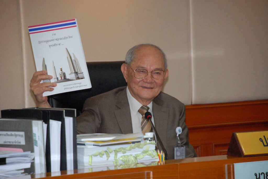 The devil in the details: Thailand's new constitution in a