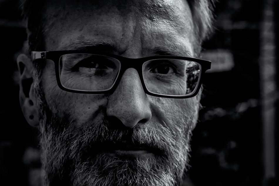 Dr. Michael Pecaut: Black & White