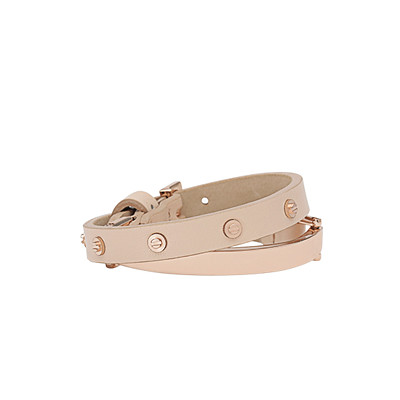 CHARLES&KEITH metallic leather bracelet RMB199