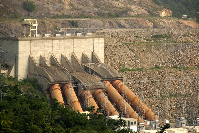 水壩。圖片來源:世界銀行World Bank(CC BY-NC-ND 2.0)
