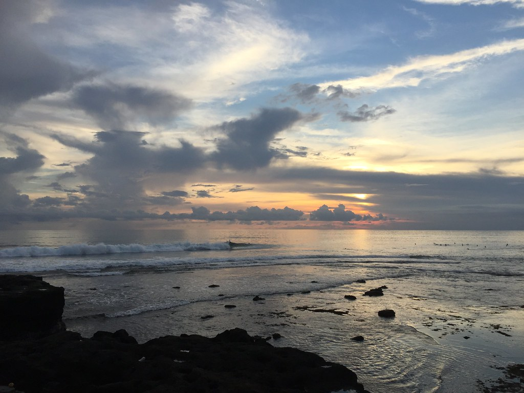 Bali at Sunset