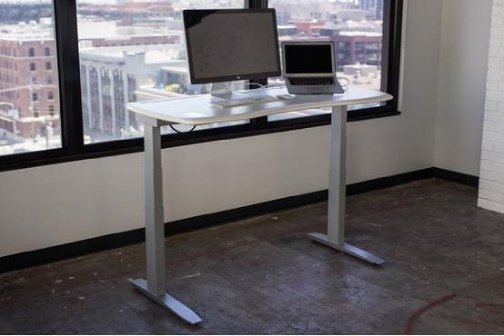 Using expensive electric desk is what kind of experience?