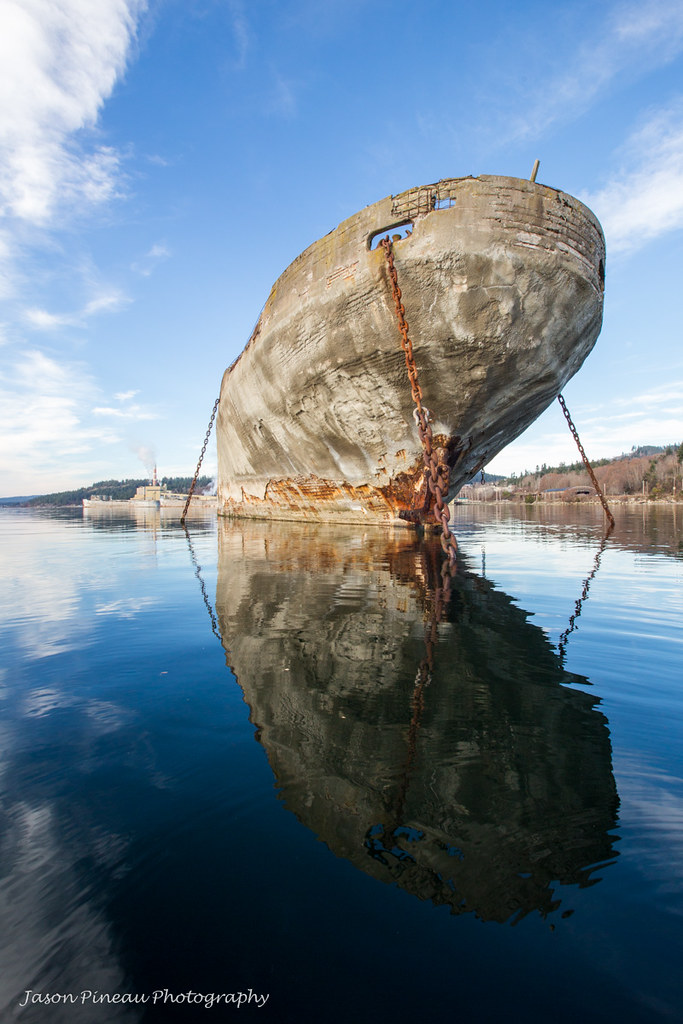 SS Peralta | Exploring the 'hulks' that make up the ...