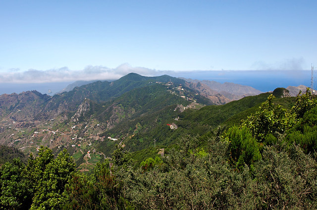 Anaga, North east, Tenerife