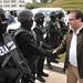 El gobernador Javier Duarte entregó vehículos y equipo de Seguridad para Áreas Operativas de la PGJ 1