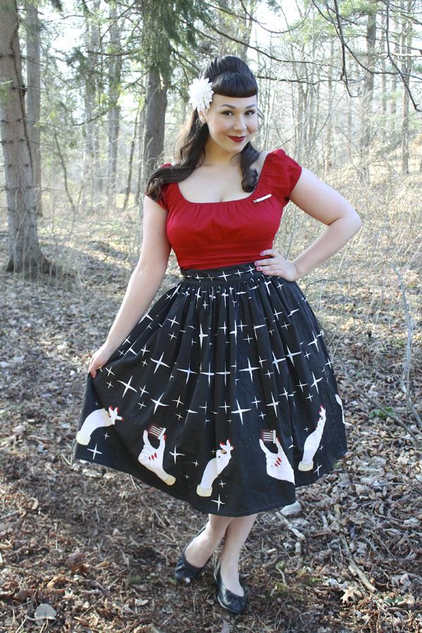matchstick skirt