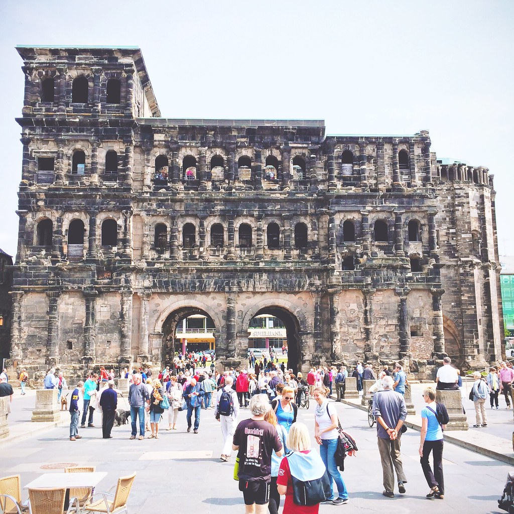 Capture the Color 2015, Trier, Germany | via It's Travel O'Clock
