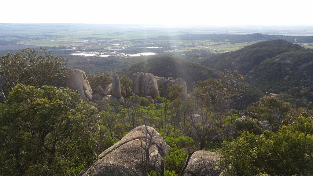 You Yangs - East-West Walk and Flinders Peak