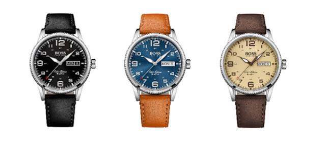 Reloj Pilot de Hugo Boss
