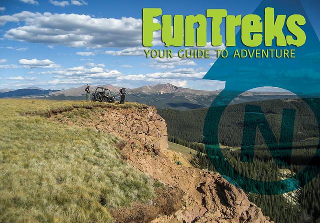 Funtreks on the trail Lake City, Colorado