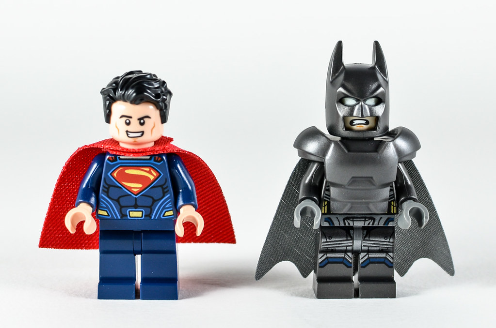 Review LEGO 76044 DC Comics Clash of the Heroes 06 | Flickr