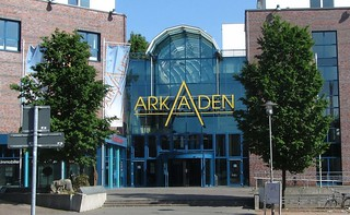 shopping Arkaden Bocholt
