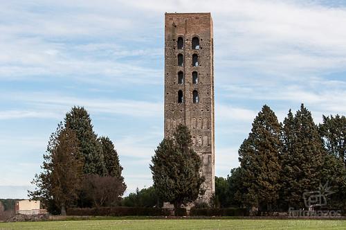 La Torre mudéjar de San Nicolás en Coca