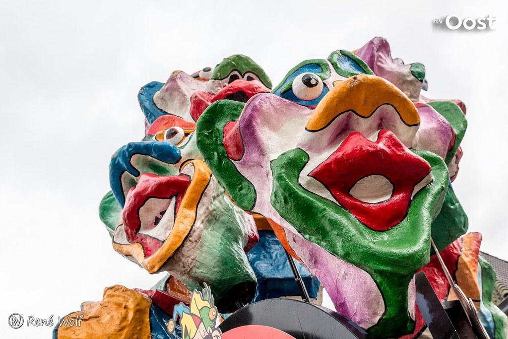 Carnavalsoptocht oldenzaal foto rene wolf rtv oost flickr - Oldenzaal mobel ...
