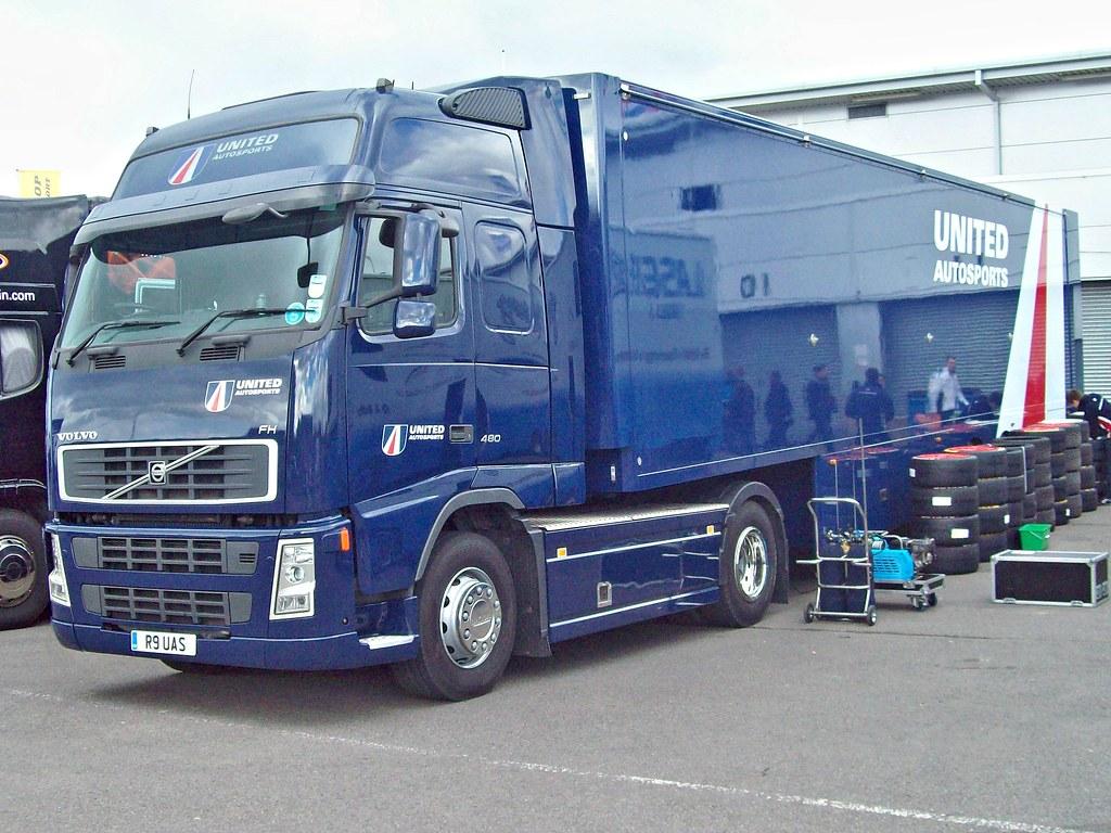 92 volvo fh 460 version 2 race car transporter 2008. Black Bedroom Furniture Sets. Home Design Ideas
