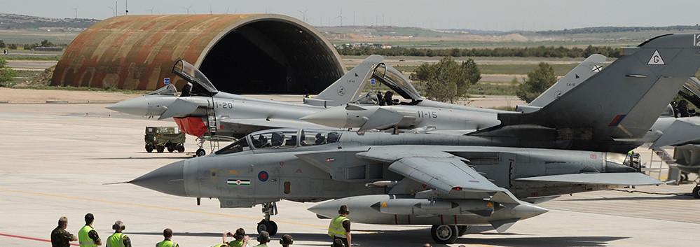 Un Interesante Reportaje De Rtvcm Sobre La Base Aerea De Los Llanos