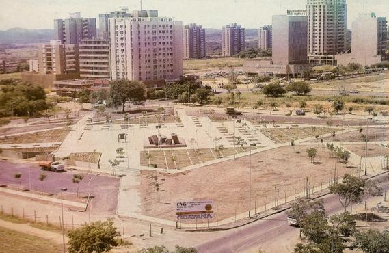 Una de las Plazas más concurrida de Puerto Ordaz en los últimos años: ¿Sabes qué plaza es?