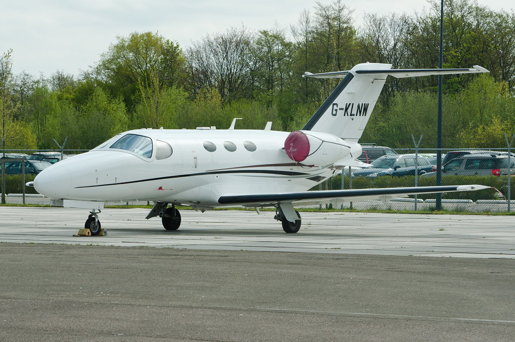 Saxonair Cessna 510 GKLNW  Operator Saxonair Charter Ltd   Flickr