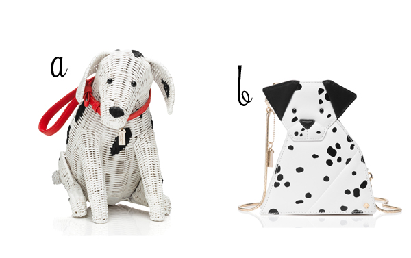 dalmatian purse