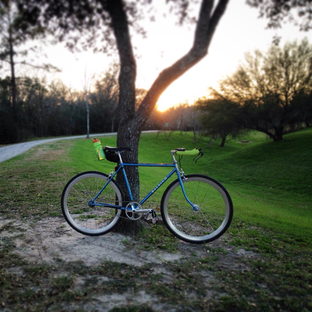 Modern Steel Road Bike Appreciation Thread - Page 27 - Bike Forums