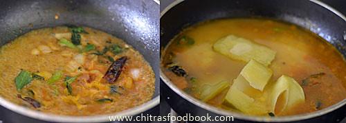 mango sambar recipe