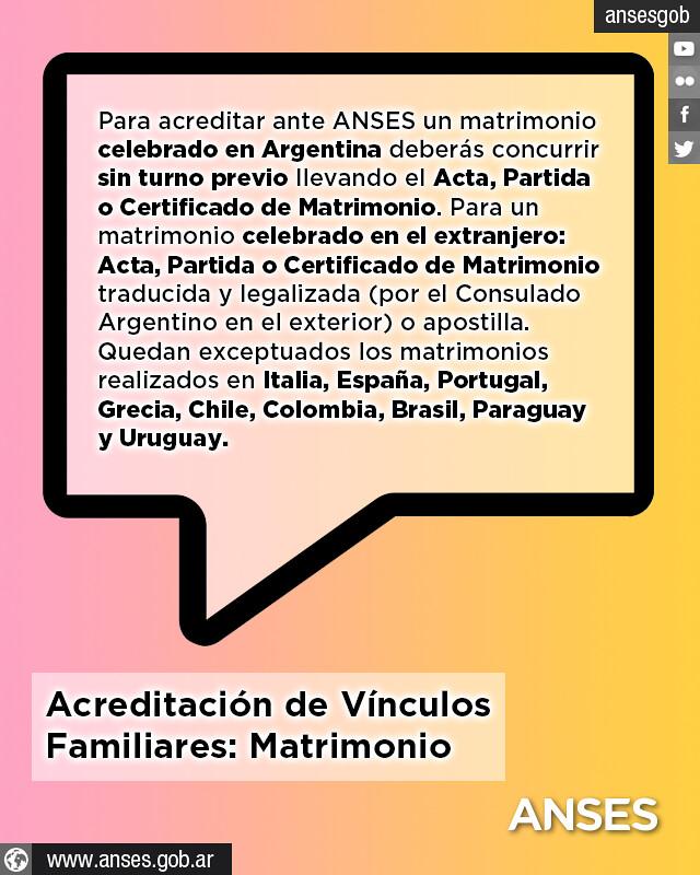 Partida De Matrimonio Catolico En Colombia : Acreditación de vínculos familiares matrimonio para