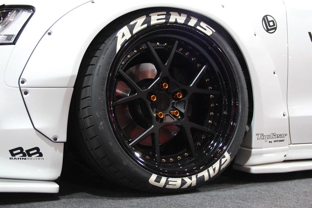 Rotiform Kps Wheels Lb Works Audi A5 Tokyo Auto Salon 20