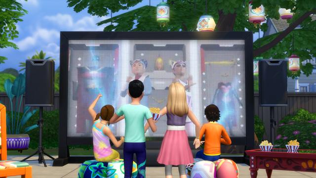 Sims Bambino Bagno : The sims 4 community italiana di the sims 4
